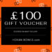 Hokan gift card worth £100