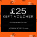 Hokan Gift Card worth £25