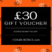 Hokan Gift Card worth £30