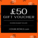 £50 Hokan Gift Card
