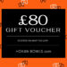 Hokan Gift Card worth £80